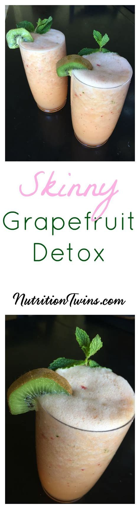 Grapefruit Detox For Weight Loss by Grapefruit Detox Smoothie Recipe Healthy Healthy Skin
