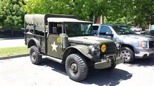 Dodge M37 Spotted Dodge M37 West County Explorers Club