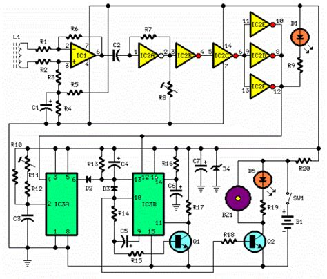 how the pcb for allowance is calculated speed limit alert circuit circuits projects