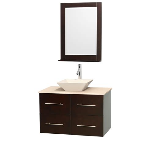 36 inch bathroom vanities wyndham collection wcvw00936sesivd2bm24 centra 36 inch