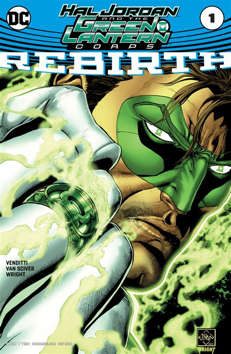 Dc Comics Hal And The Green Lantern Corps 8 January 2017 review vo hal and the green lantern corps rebirth 1 dcplanet fr