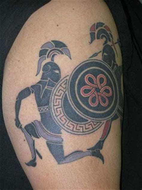 ancient greek tattoos tattoos greece