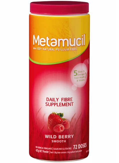 Metamucil Detox by Boost Your To Peak Performance Every Day With