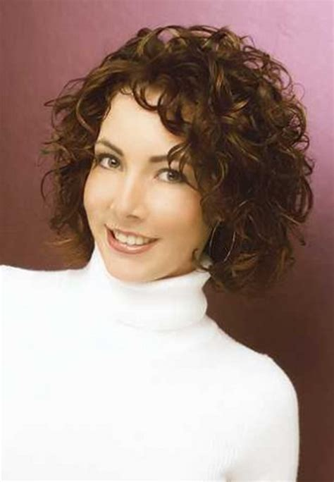 short haircuts for naturally curly hair 2012 short naturally curly hairstyles for women