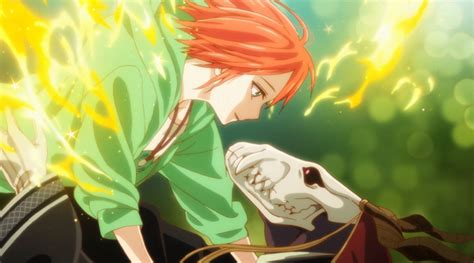 braut des magiers anime the ancient magus bride geek germany