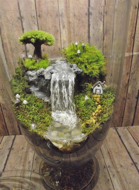 Miniature Decorations by 18 Charming Miniature Garden Decorations Style
