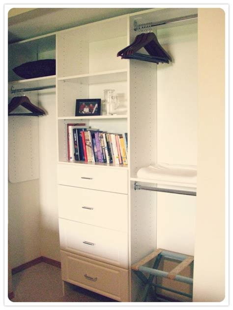 Julies Closet by Organized Home Series Guest Bedroom Organized At Last