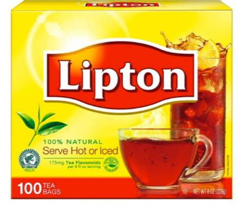 World's Top 10 Best Selling Tea Brands 2017   Most Used