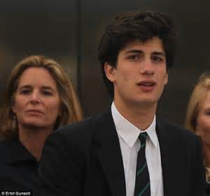 caroline kennedy s son the kennedys extraordinary insight into the rivalries and