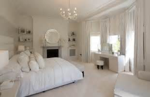 White Bedroom Ideas by Chandeliers For Bedroom Home Design Ideas