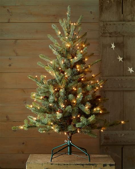 park hill collections blue spruce 54 quot artificial christmas
