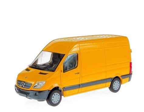 mercedes amarillo mercedes sprinter sprinter amarillo conrad modelle 1610 06