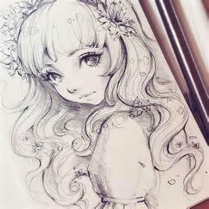 best 25 anime sketch ideas on pinterest