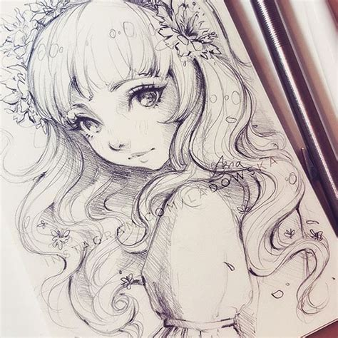 Anime Sketches by Best 25 Anime Sketch Ideas On
