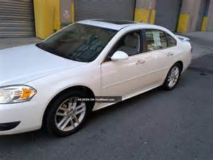 2013 chevy impala ltz htd spoiler 9k