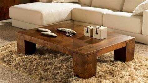 holztisch wohnzimmer inspirierende holztische lassen die wohnung naturnah aussehen