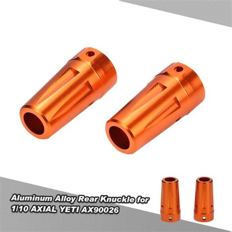 Rod End Alloy M3 For Axialhsp And Custom metal axial scx10 parts aluminum alloy steering rear knuckles scx10 scx1015 for 110 scale models