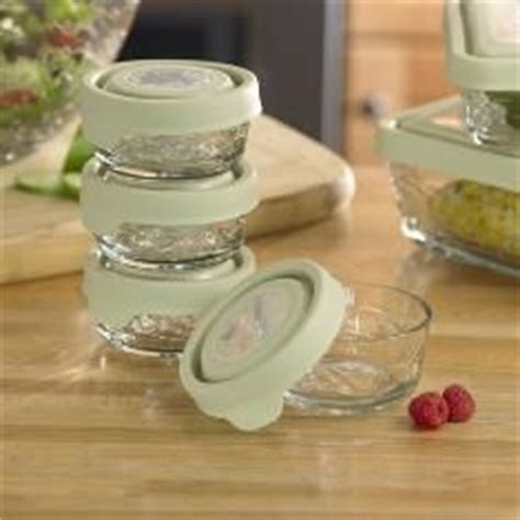 Princess House Products by Princess House Fantasia 174 Seal Tight 1 Cup Storage Bowl Set