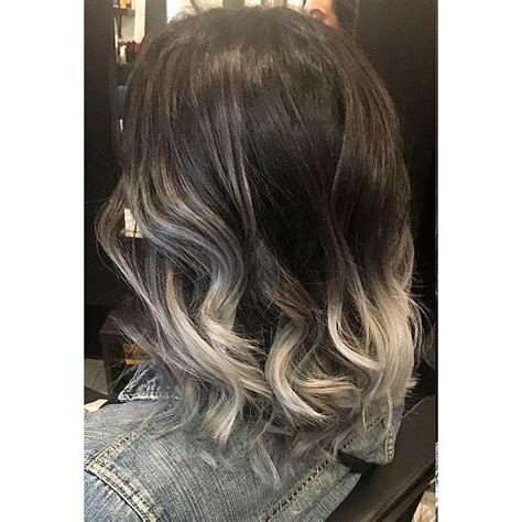 will lightly frosting my hair blend the grey will lightly frosting my hair blend the grey images grey