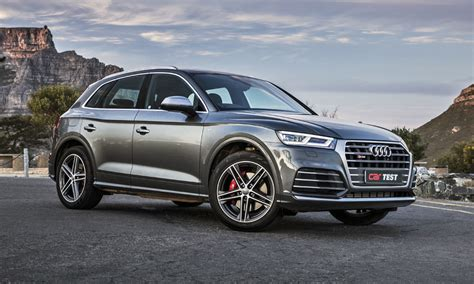 Audi Sq5 Test by Road Test Audi Sq5 3 0t Fsi Quattro Tiptronic Car Magazine
