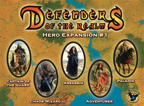 Ultrapro 44mm X 68mm Mini European Board Sleeves 50ct defenders of the realm expansion 1