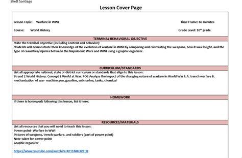 Council Lesson Plan Template by Council Lesson Plan Template 28 Images Lesson Plan