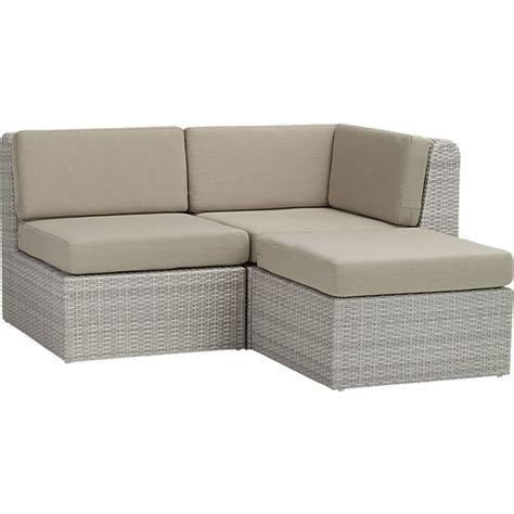 small outdoor couch small outdoor sectional sofa small outdoor sectional sofa