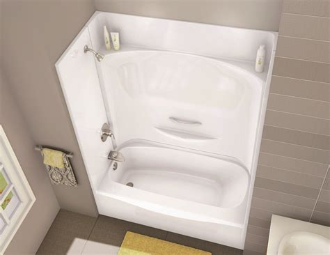 one piece bathtub surround used 1 piece tub surround prince county pei one piece plastic tub surround mobile