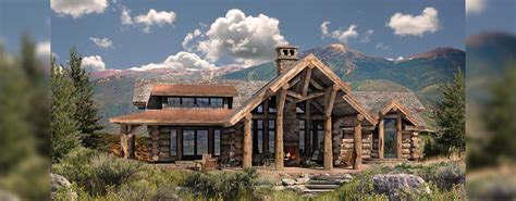 Luxury Craftsman Style Home Plans cumberland handcrafted log plan