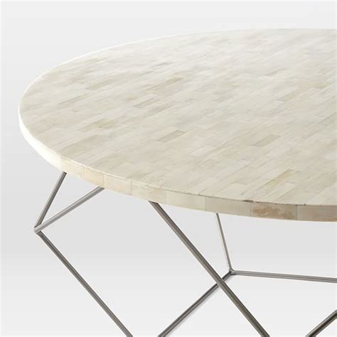 West Elm Origami Table - origami coffee table large west elm