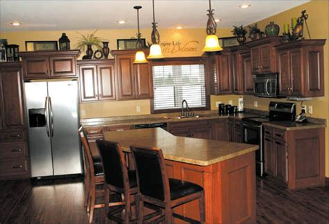 Different Height Kitchen Cabinets by Basts Build New Home Closer To Paynesville Home