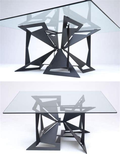 Origami Furniture Design - unfolding interior design origami inspired furniture