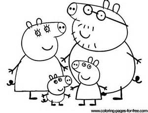 25 peppa pig colouring ideas pepper pig peppa pig party ideas