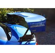 VOLTEX GTウイング Type 1S|ランサーエボリューションX/三菱|�ーツレビュー|iz330|みんカラ