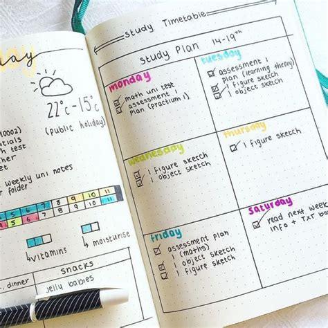 bullet journaling for students a bullet journal for school planner organization