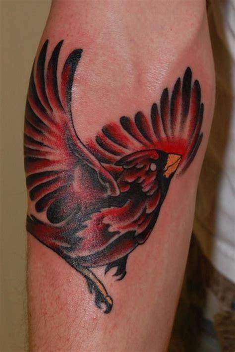 neck tattoo will ferrell 37 best cardinal bird tattoos images on pinterest