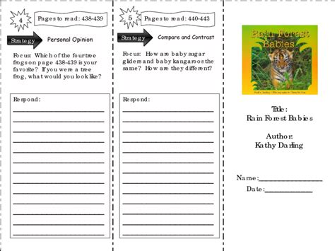 Book Club Worksheets by Book Club Worksheets Freckle Juice Lesson Plan And