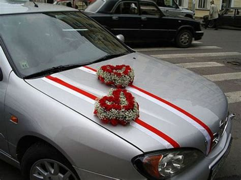 37 cool ideas for car decoration for the wedding one decor