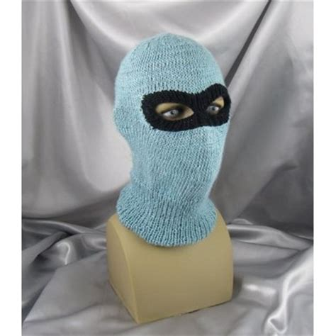 balaclava knitting pattern child ski mask balaclava