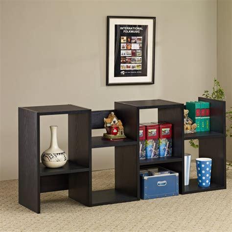 bookshelf partition ecleste bookcase room divider www