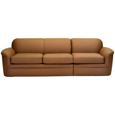 line sofa sectional corner or in line sofa by thayer coggin for sale