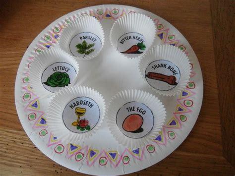 passover crafts passover craft seder plate http www bostonparentspaper