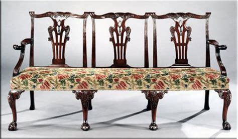 Colonial Home Designs by Thomas Chippendale Furniture