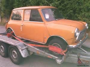 Mini Cooper S Mk3 Mini Cooper S 1275 Mk3 1970