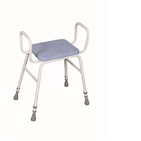 Height Adjustable Perching Stool by Adjustable Height Perching Stool Mobility Solutions