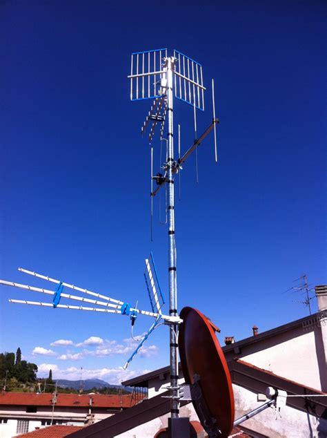 Apel Vicenza foto antenna satellitare e per ricezione canali digitali