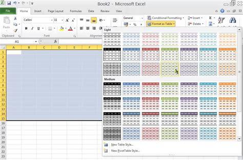 membuat tabel distribusi frekuensi excel cara membuat tabel di microsoft excel youtube