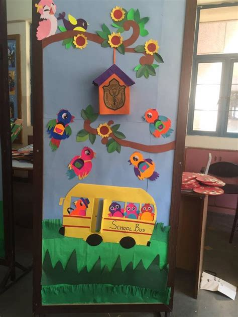 Door Decorations Ideas by Cool Door Decorations For Preschoolers 5