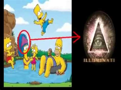 messaggi illuminati the simpsons subliminal mesajlar
