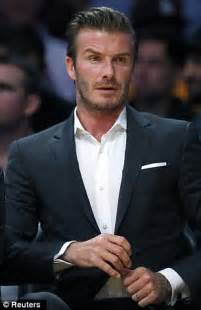 No 1 never far from the top of the best dressed lists david beckham